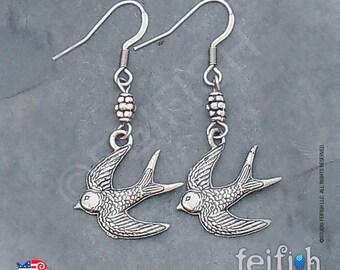 Swallow Earrings