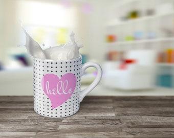 Hello Happy Mug