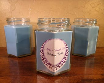 Blueberry Cobbler 6 ounce Soy Candle