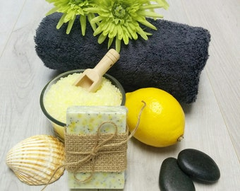 SOAP - Lemon and pavog seed