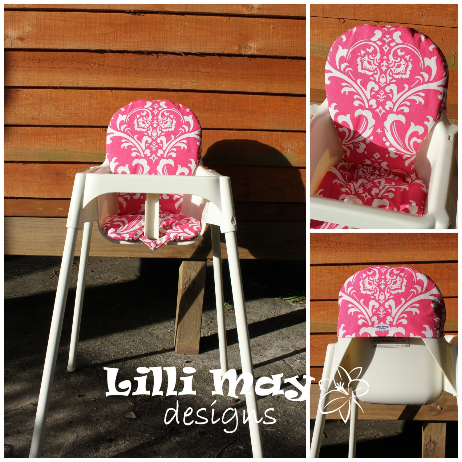 ikea high chair cover padded antilop high chair cover