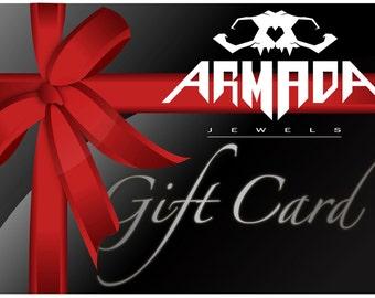 Gift Card Armada Art 200