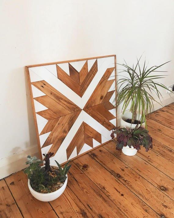 Reclaimed Wood Wall Art, Wood Wall Art, Wood Art, Wood Wall Decor, Pallet Art,