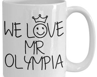 We Love Olympia***
