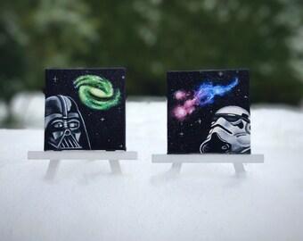 Star Wars Custom Mini Painting --- Made to Order
