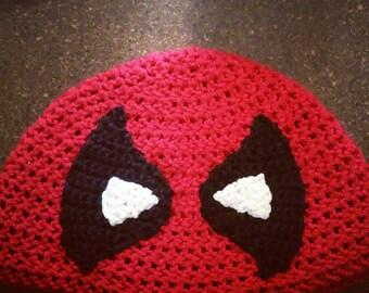 Deadpool Beanie. Made to order