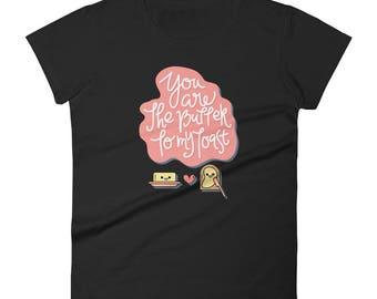 Butter And Toast Women's short sleeve t-shirt