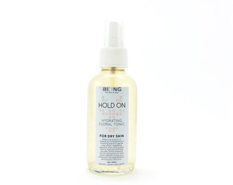 Facial toner: Hydrating tonic for dry, sensitive and mature skin