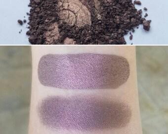 Lillith - Smokey Purple, Mineral Eyeshadow, Mineral Makeup, Vegan