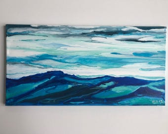 Arctic Storm, Original Painting