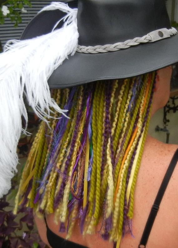 Turbo's Fairy Wigs -  Mardi Gras Anyone (TYDF-011) Made to Order
