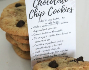 Secret Recipe Chocolate Chip Cookie Mix