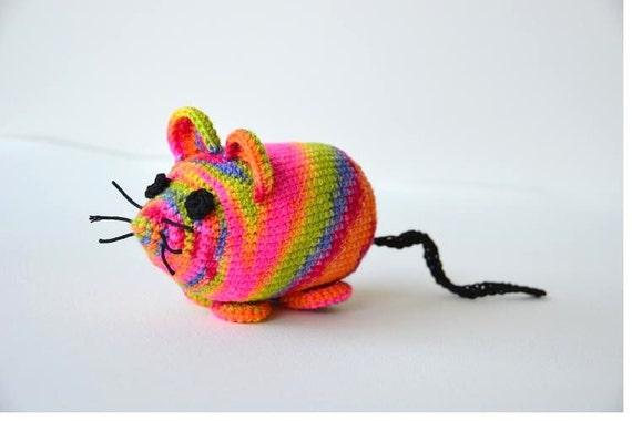 Amigurumi Mouse Pattern Crochet : Mouse crochet pattern amigurumi mouse pattern mouse