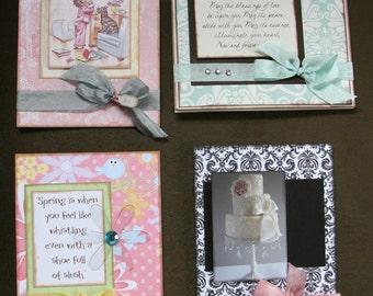 March 2013 Handmade Card Kit