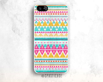 iPhone 6S Case, Aztec iPhone 5S Case, Aztec Pink Case, iPhone 6 Plus, iPhone 6 Case, iPhone 5S Aztec Pattern, iPhone 5 Case, iPhone 5C Case