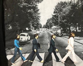 Beatles Abbey Road T Shirt