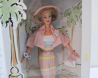 Summer Sophisticate Barbie by Spiegel Limited Edition,  NIB ,   1995,    With Reduced Shipping