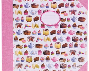 SCRAPBOOK 30 PASTRY CAKE RECIPE
