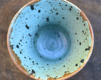 Wheel Thrown Pottery Cup