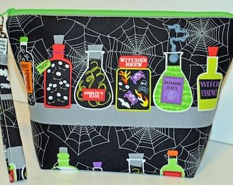 Chemistry Zombie Juice project bag
