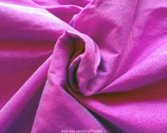 Heliotrope Violet Dupioni Art Silk Fabric, Bridesmaid Fabric, Indian Art Silk, Indian Fabric, Pink Silk Dupioni Fabric, Pink Dupioni Fabric
