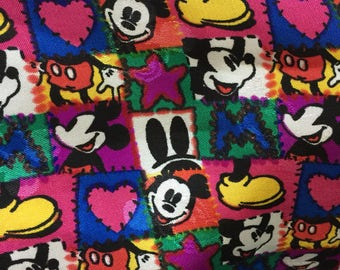Vintage Mickey Mouse Scarf