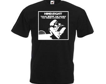 Hindsight Stormtrooper Men's T Shirt