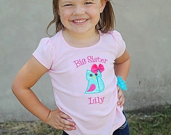 Big Sister Shirt - Big Sis Shirt - Big Sister to be Shirt - Big Sister Gift