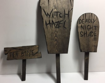 Witch's Brew Markers from Nightmare Before Christmas