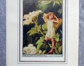 Elder Flower Fairy Vintag...