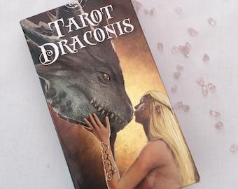 Tarot Draconic / tarot of the dragons