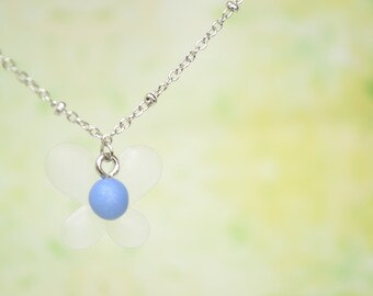 The Legend of Zelda Inspired Navi Fairy Necklace