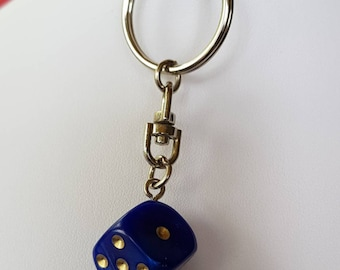 Key ring from 6 faces