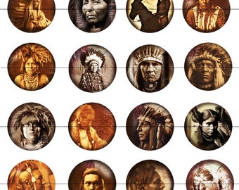 Native American Magnets Pins Party Favors Prizes Fridge Magnets Cabochons