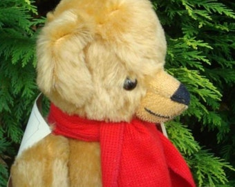 Bear of mohair from House of Nisbet
