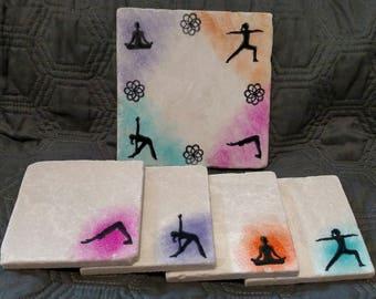 Yoga Poses Set (2 styles)