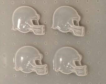 Football Helmets Mold