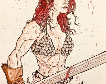 Red Sonja Original
