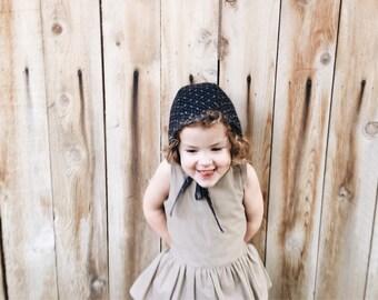 Sweet simple bloom bonnet only