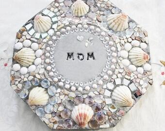 Custom Mosaic Stepping Stone