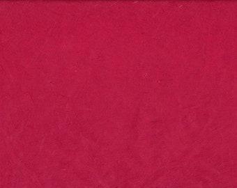 Hanji Paper red