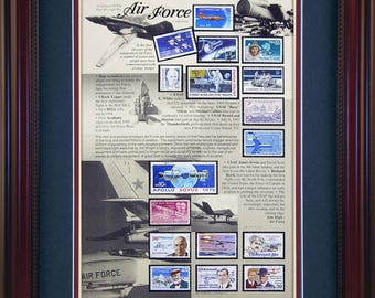 Air Force 3974 - Personalized Framed Collectible (A Great Gift Idea)