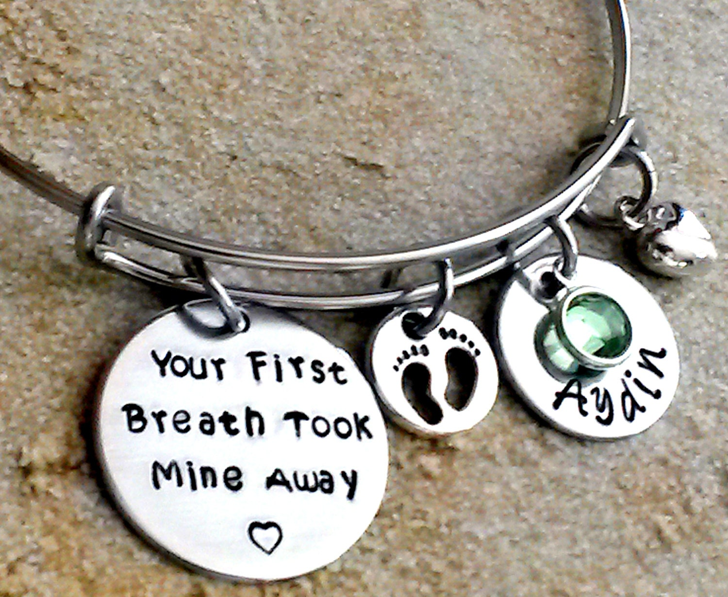 zoom charm listing build mom your il bangle bangles fullxfull own personalized bracelet mama