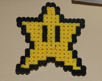Star Powerup from Super Mario