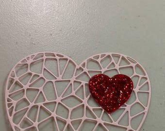 Web of Hearts 2 to a set