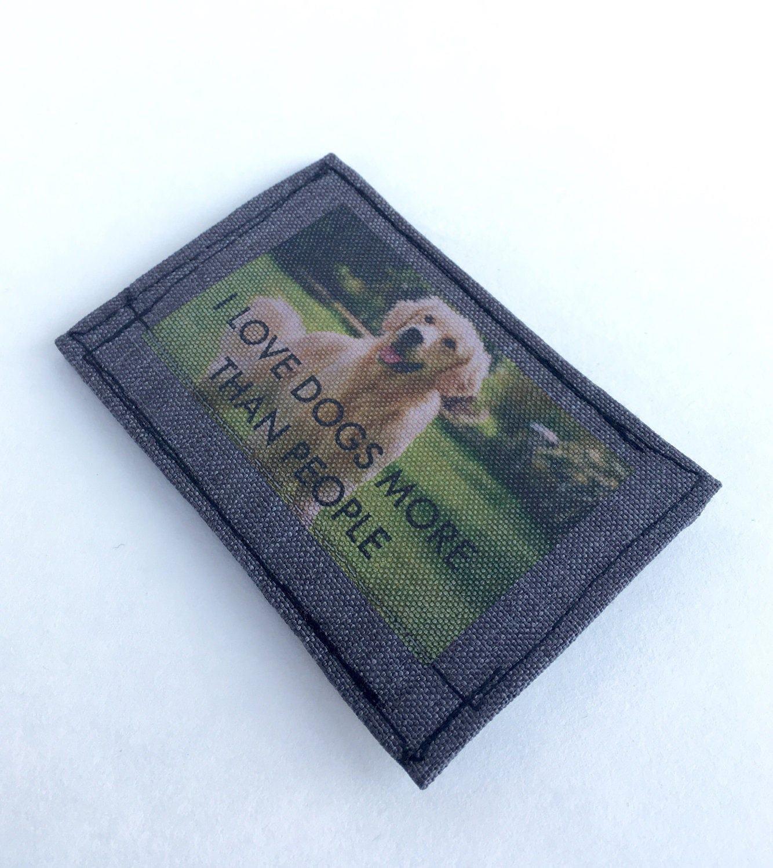 Credit card holder business card holder small wallet slim