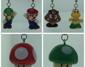 Super Mario Bros. Earrings