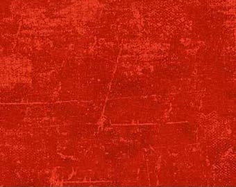 Hot Sauce Orange Blender Canvas Print COTTON Fabric  [[by the half yard]]