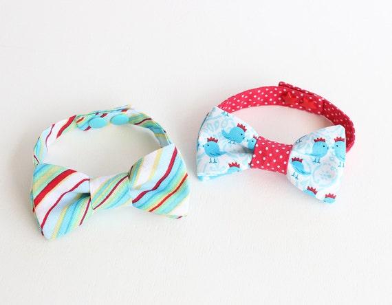 POP BOW TIE pattern Pdf threefold Bow Tie sewing pattern