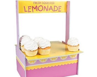 1/Lemonade Party Cupcake Holder